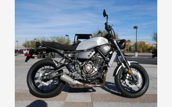 2018 Yamaha XSR700 for sale 200508862