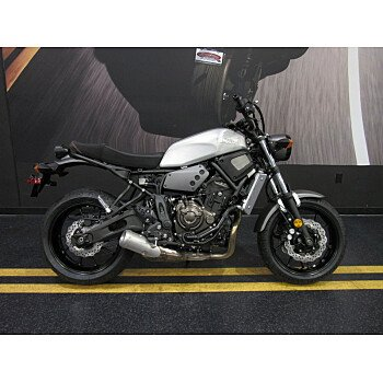 2018 Yamaha XSR700 for sale 200512001