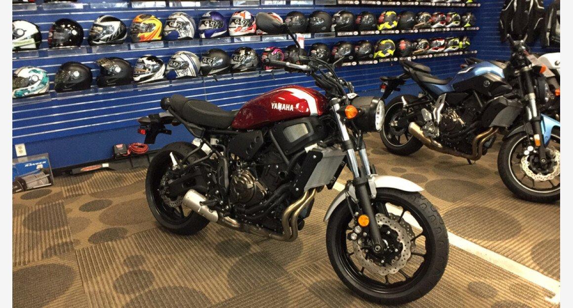 2018 Yamaha XSR700 for sale 200515276