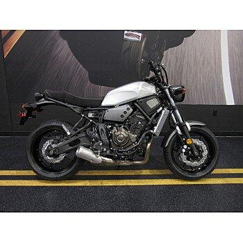 2018 Yamaha XSR700 for sale 200516223