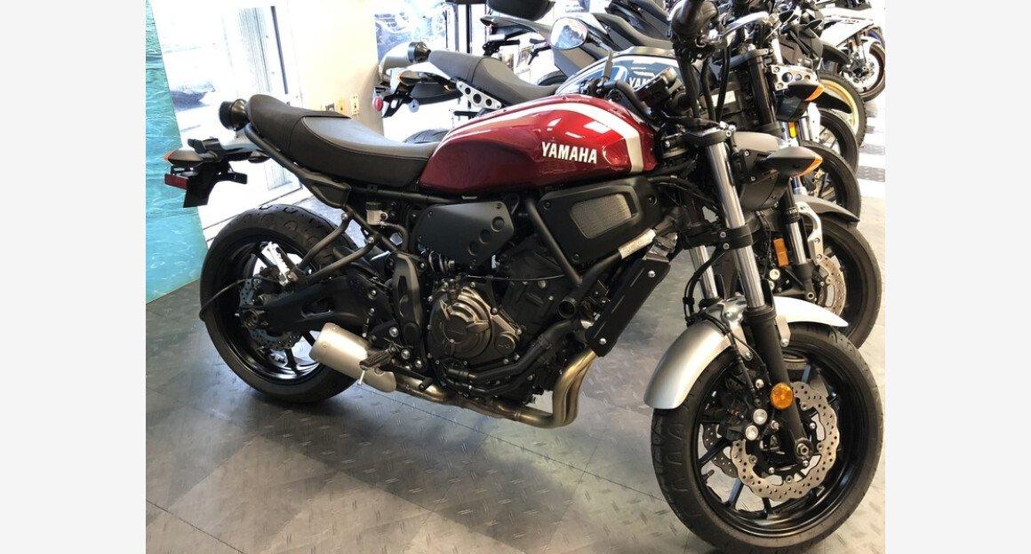 2018 Yamaha XSR700 for sale 200517041