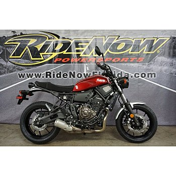 2018 Yamaha XSR700 for sale 200570238