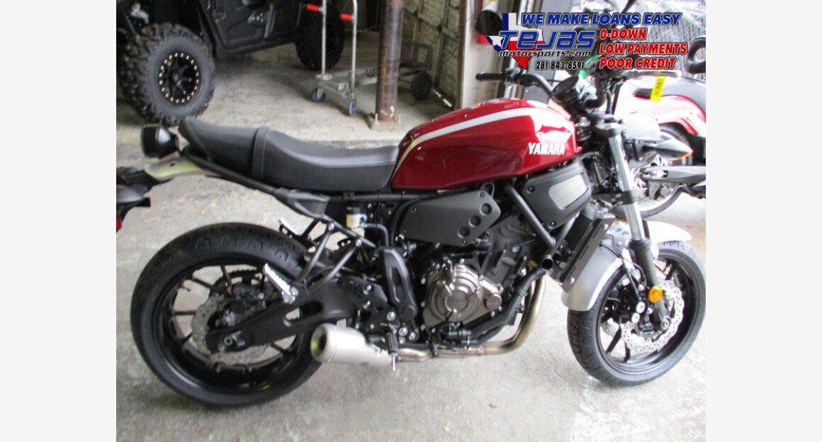 2018 Yamaha XSR700 for sale 200584452