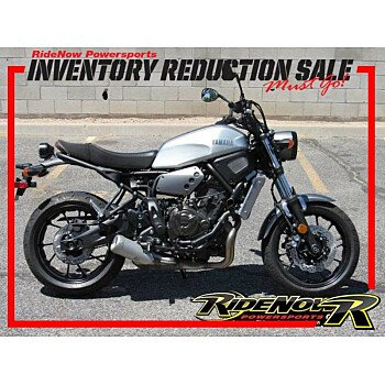 2018 Yamaha XSR700 for sale 200592352