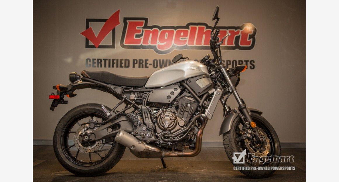 2018 Yamaha XSR700 for sale 200610508
