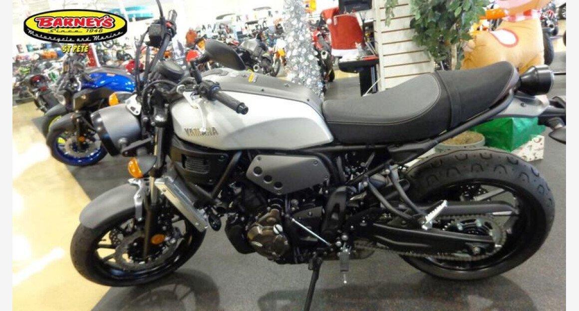 2018 Yamaha XSR700 for sale 200660640