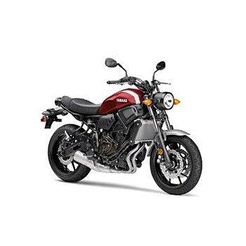 2018 Yamaha XSR700 for sale 200714525