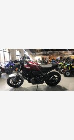 2018 Yamaha XSR700 for sale 200517998