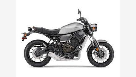 2018 Yamaha XSR700 for sale 200554625