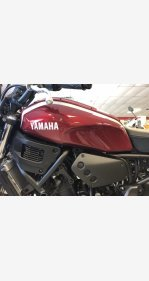 2018 Yamaha XSR700 for sale 200634143