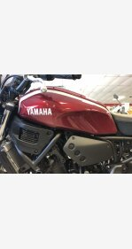 2018 Yamaha XSR700 for sale 200639682