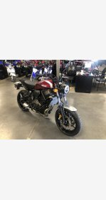 2018 Yamaha XSR700 for sale 200703563