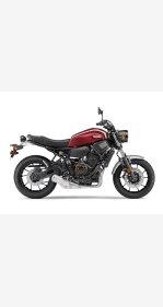 2018 Yamaha XSR700 for sale 200703563