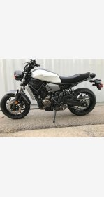 2018 Yamaha XSR700 for sale 200708224