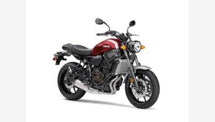 2018 Yamaha XSR700 for sale 200813055