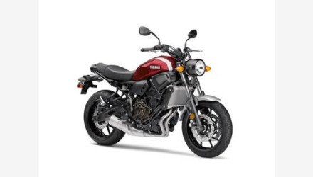 2018 Yamaha XSR700 for sale 200813056