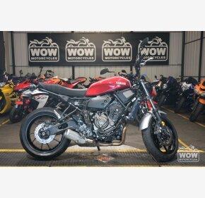 2018 Yamaha XSR700 for sale 201030253
