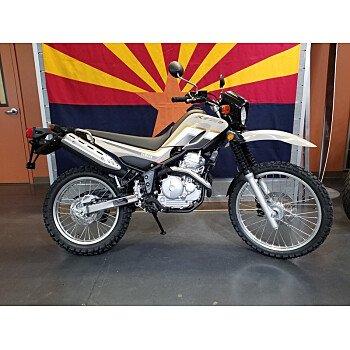 2018 Yamaha XT250 for sale 200575040