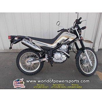 2018 Yamaha XT250 for sale 200636918