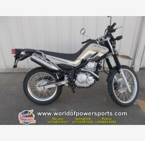2018 Yamaha XT250 for sale 200636918