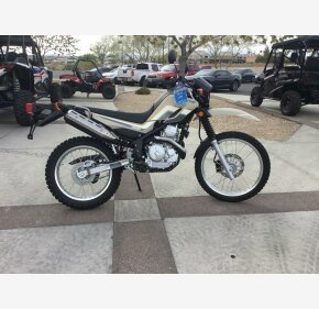 2018 Yamaha XT250 for sale 200701054