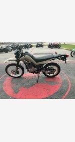 2018 Yamaha XT250 for sale 200980263
