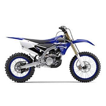 2018 Yamaha YZ250F for sale 200495070