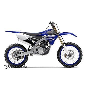 2018 Yamaha YZ250F for sale 200508126