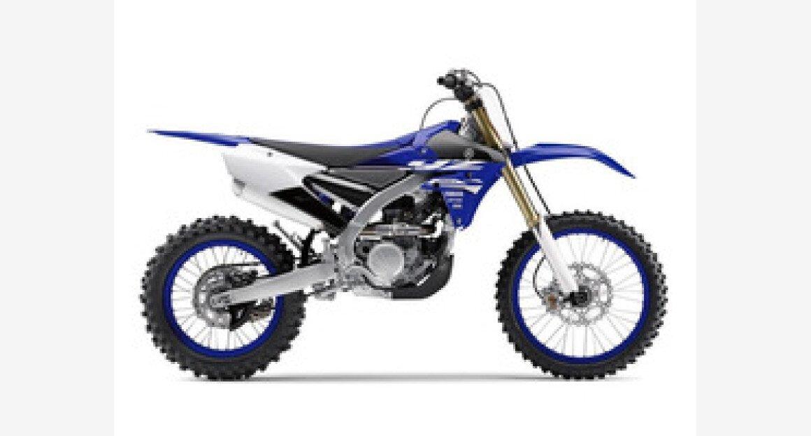 2018 Yamaha YZ250F for sale 200562102