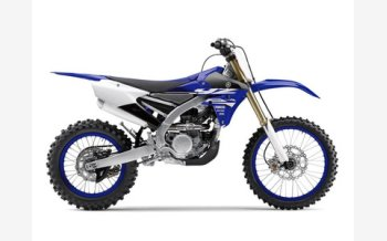 2018 Yamaha YZ250F for sale 200601266