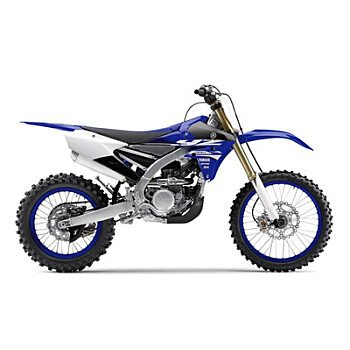2018 Yamaha YZ250F for sale 200601266