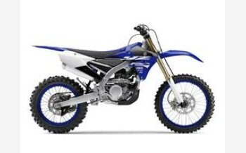 2018 Yamaha YZ250F for sale 200630642
