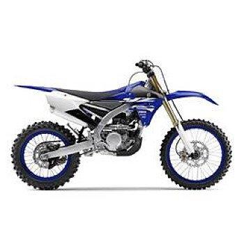 2018 Yamaha YZ250F for sale 200630642