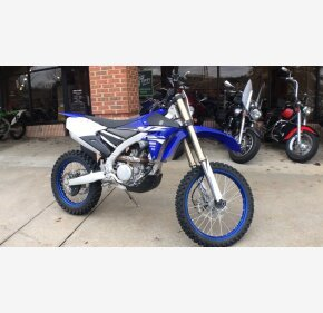 2018 Yamaha YZ250F for sale 200518318