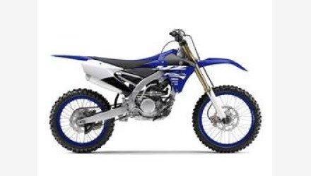 2018 Yamaha YZ250F for sale 200659204
