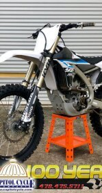 2018 Yamaha YZ250F for sale 200674332