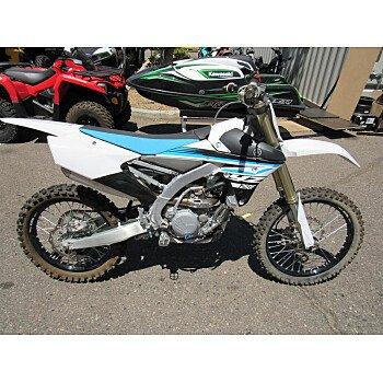 2018 Yamaha YZ250F for sale 200783935