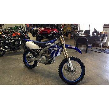 2018 Yamaha YZ450F for sale 200543481