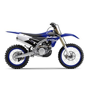 2018 Yamaha YZ450F for sale 200554460