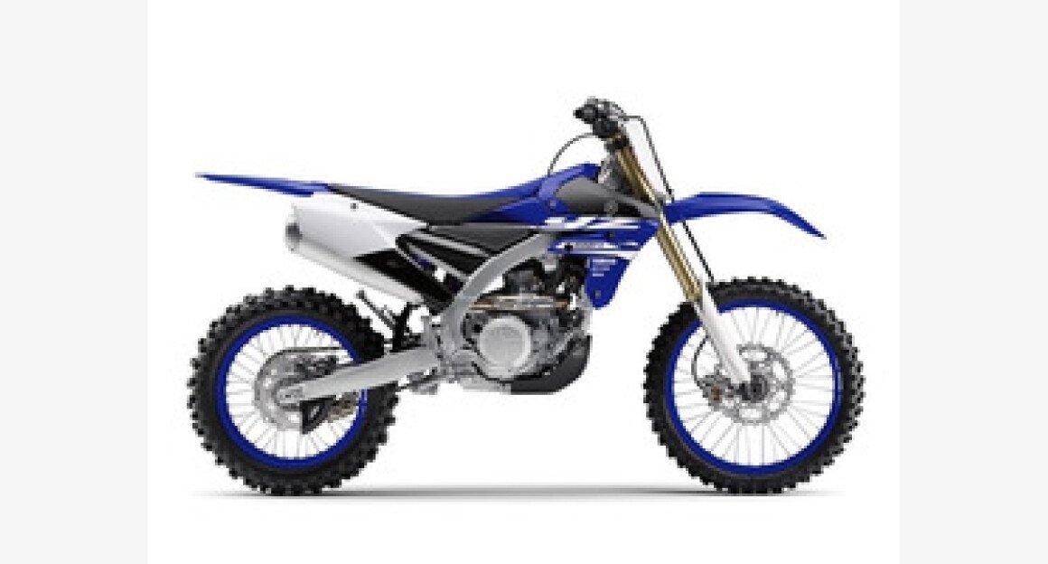 2018 Yamaha YZ450F for sale 200562097