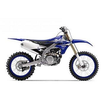 2018 Yamaha YZ450F for sale 200607752