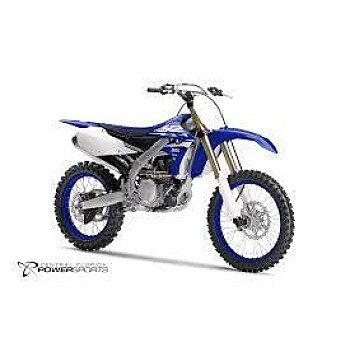 2018 Yamaha YZ450F for sale 200643271