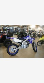 2018 Yamaha YZ450F for sale 200523126