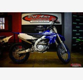 2018 Yamaha YZ450F for sale 200538589