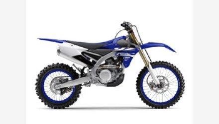 2018 Yamaha YZ450F for sale 200554460