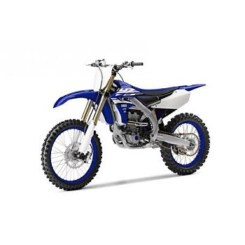 2018 Yamaha YZ450F for sale 200596387