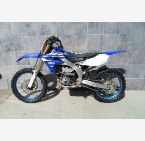 2018 Yamaha YZ450F for sale 200716112