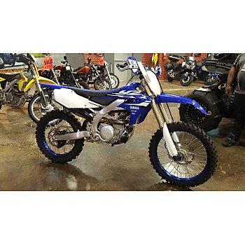 2018 Yamaha YZ450F for sale 200741645