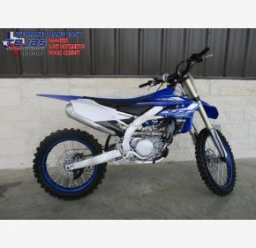 2018 Yamaha YZ450F for sale 200787846