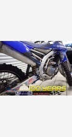 2018 Yamaha YZ450F for sale 200814517